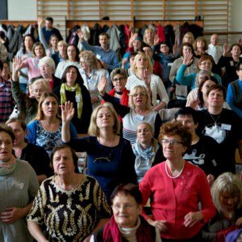 Warsztaty Charyzmatyczne w Nowej Soli