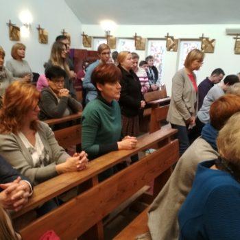 Rekolekcje rejonu gorzowskiego 26-28.01.2018